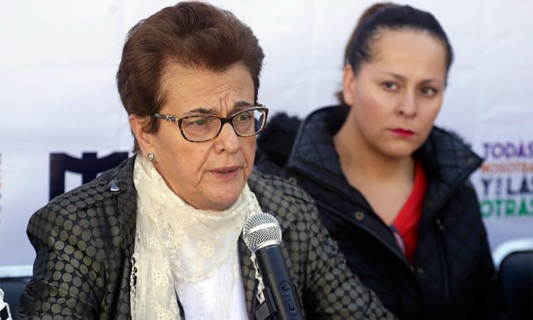 Mónica Díaz, de trinchera del feminismo a Secretaría de Igualdad Sustantiva