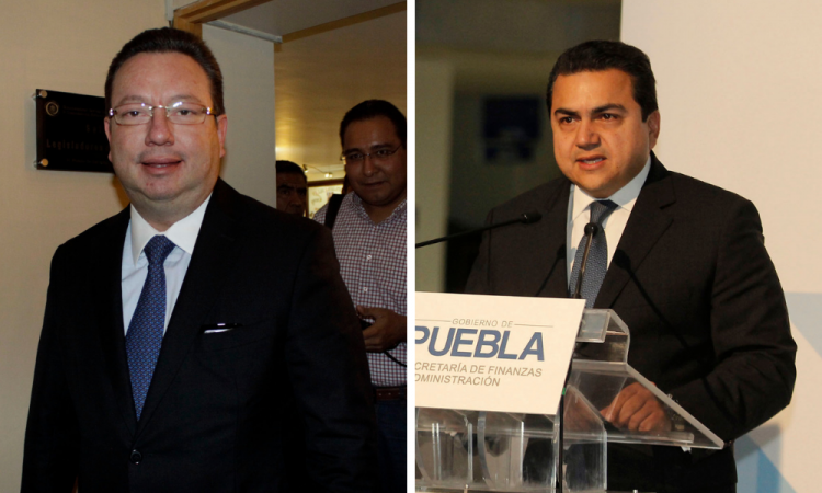 Congelan cuentas públicas de Moya y de Eukid Castañón