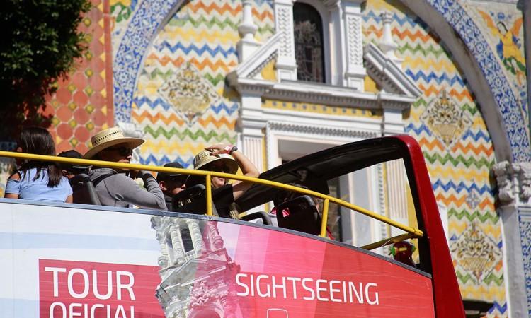 Incrementa un 5.44% turismo en Puebla