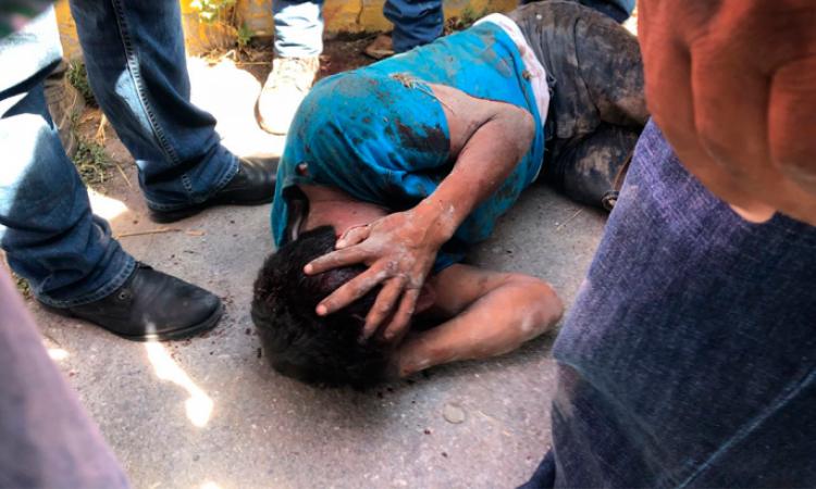 Registran 81 intentos de linchamiento en gobierno de Barbosa