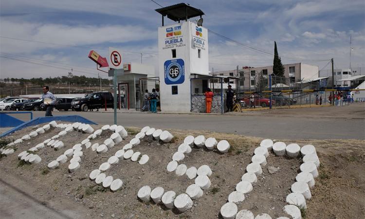 Reingresa uno de cada 10 presos de Puebla