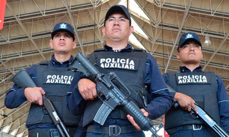 ¿Buscas empleo? Reclutarán a nuevos policías auxiliares