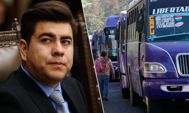 Sin prórroga para transportistas: Jonathan Collantes