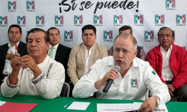 Continúa expulsión de militantes del PRI: Lorenzo Rivera