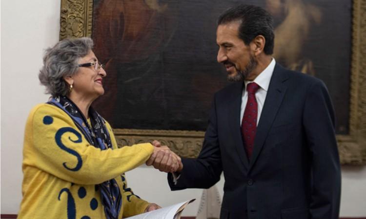 Guadalupe Grajales Porras, nueva titular de la Secretaría General de la BUAP