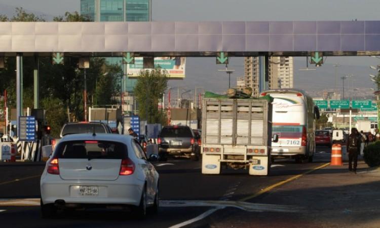 ¿Saldrás de viaje? Aumentan tarifas en casetas de Puebla