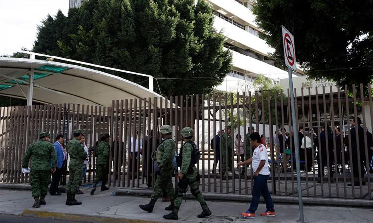 Ejército demolerá Hospital de San Alejandro
