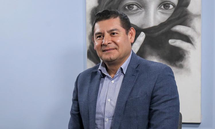 """""""En Puebla se paga una deuda oculta"""": Armenta"""