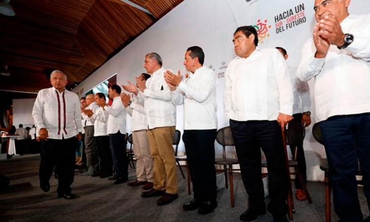 Puebla, sede de la plenaria Pacto Oaxaca