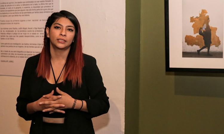 Fotoperiodista: Nos acostumbramos a ver los feminicidios como un número