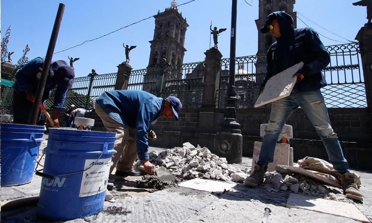 Diputados deben explicar poco presupuesto a calles: Puebla Vigila