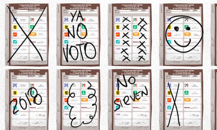 Puebla, entre los estados con más votos anulados