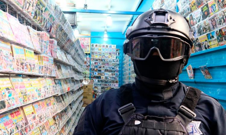 Detiene a más de 3 mil personas y realizan 14 mil operativos en Puebla