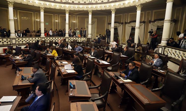 Congreso va por gobernabilidad de Tehuacán