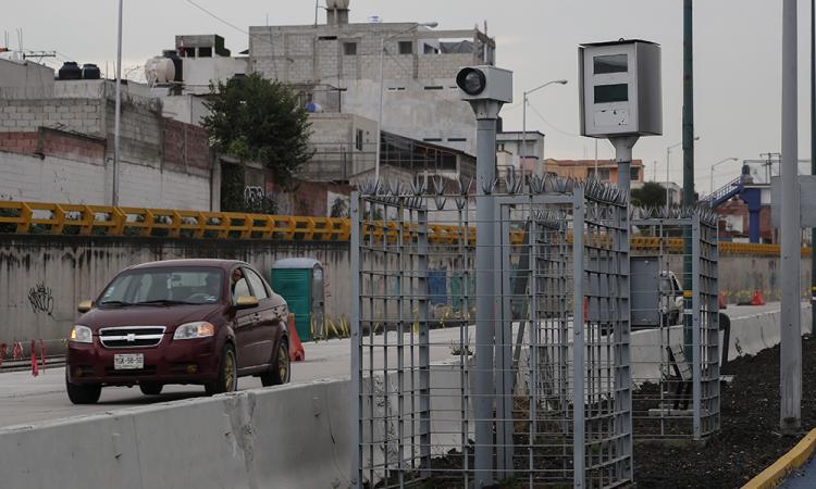En marzo comenzarán a funcionar nuevas cámaras de fotomultas en Puebla