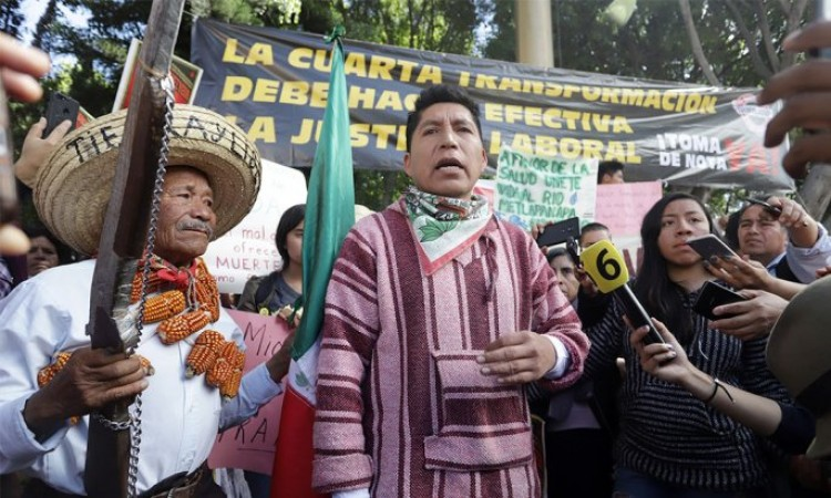 Juez federal da la razón a pobladores de Santa María Zacatepec: Activistas