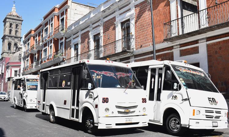Admiten transportistas incumplir con modernización
