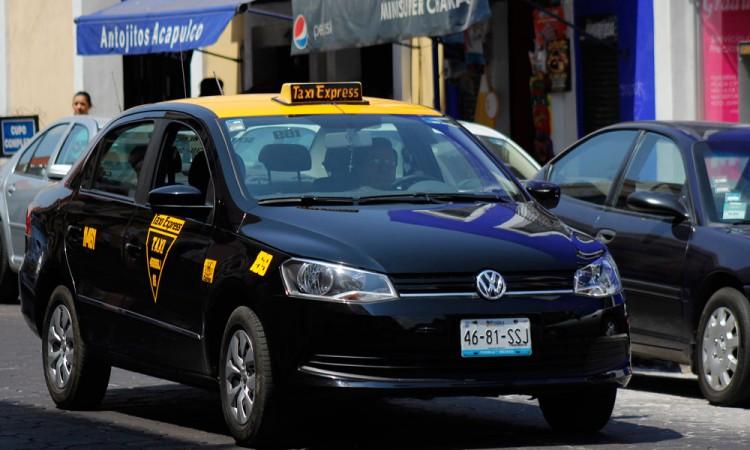 """Taxistas se """"esconden"""" para evitar sanciones"""