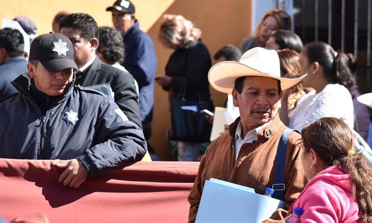 Avalan exhorto para que municipios repliquen los Martes Ciudadanos
