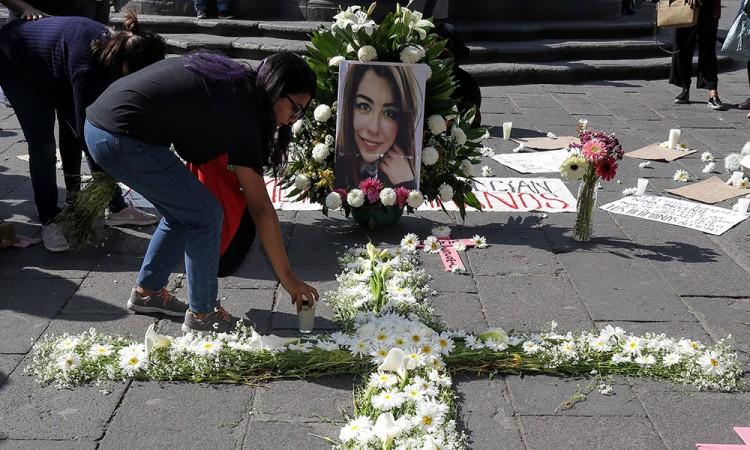 Condena ONU feminicidio de Ingrid Escamilla