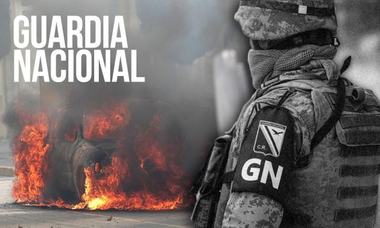 Queda corta mancuerna Guardia Nacional-Seguridad Pública