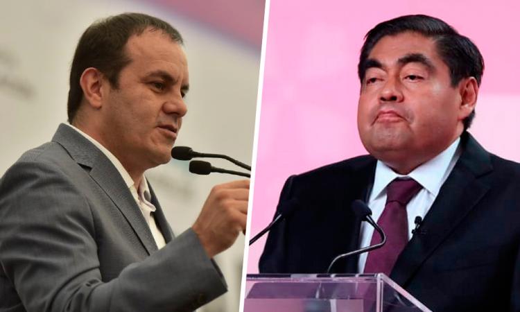 Anuncia Barbosa reunión con Cuauhtémoc Blanco para pacto de paz