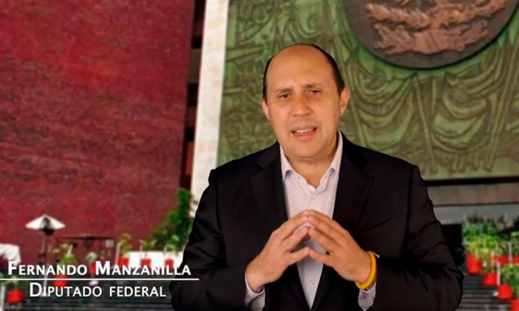 Presentará Manzanilla iniciativa para sancionar difusión de imágenes y vídeos de feminicidios