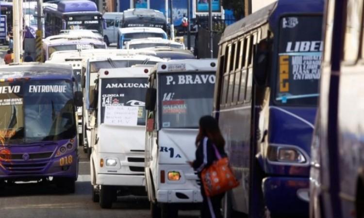 Remiten a 18 unidades del transporte por incumplir con modernización