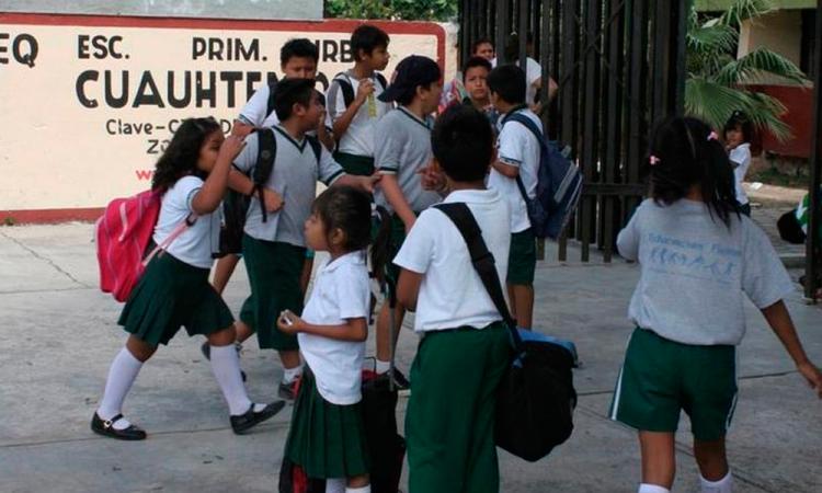 Puebla, sin protocolos de seguridad en escuelas