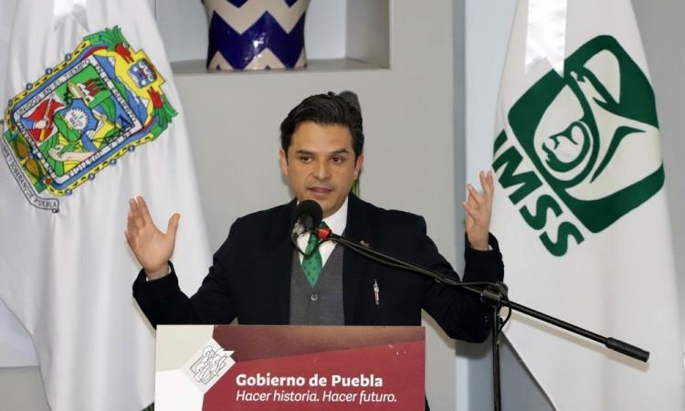 Nombran a nueva delegada del IMSS en Puebla