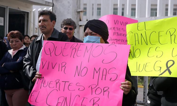 Demanda la CNDH atender desabasto de medicamentos en Puebla