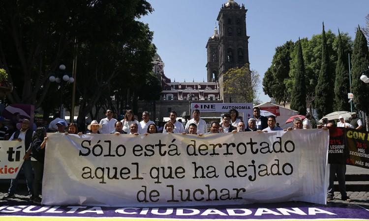 """Se aprovecha el PAN de cadena """"ciudadana"""" a favor del INE"""