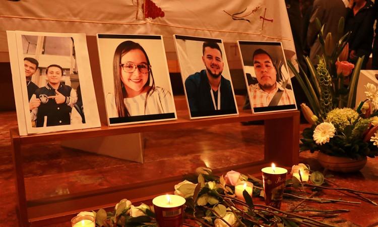 Mis hijos salvaron vidas de delincuentes, hoy me los mataron: padres de colombianos asesinados