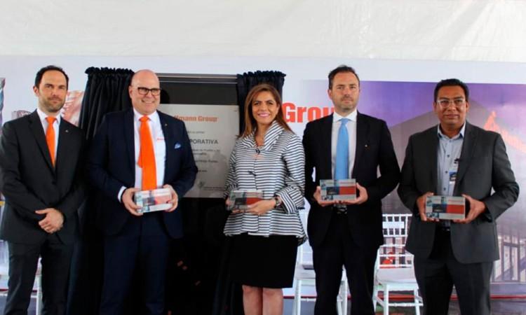Firma alemana inyecta 250 mdp en Puebla