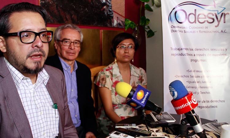Odesyr cuestiona a diputados sobre #PueblaLibredeHumo