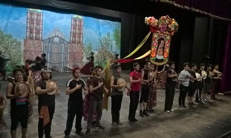Valoran a danzantes poblanos de coronavirus provenientes de Italia
