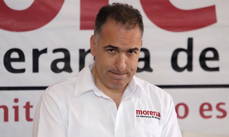 Informa Morena salida de Mario Bracamonte