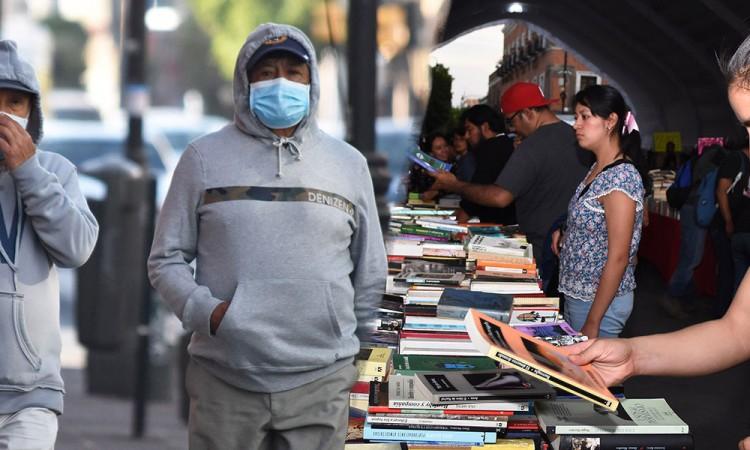 Cancelan Fiesta del Libro en Puebla por coronavirus