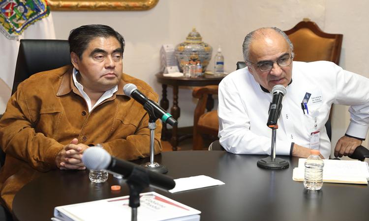 Tema de coronavirus no solo es asunto de salud pública sino de gobierno: Barbosa