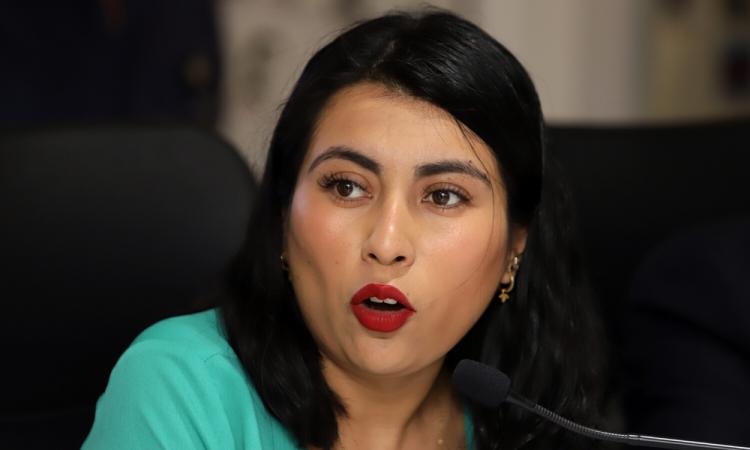 Sin vulnerar autonomía municipal nombramiento de Carla Morales: Nora Merino