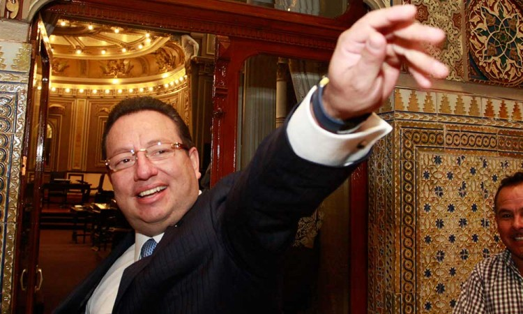 Detienen a Eukid Castañón, operador de Moreno Valle