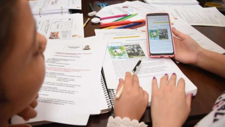 Maestros enviarán tareas a alumnos vía WhatsApp: SEP