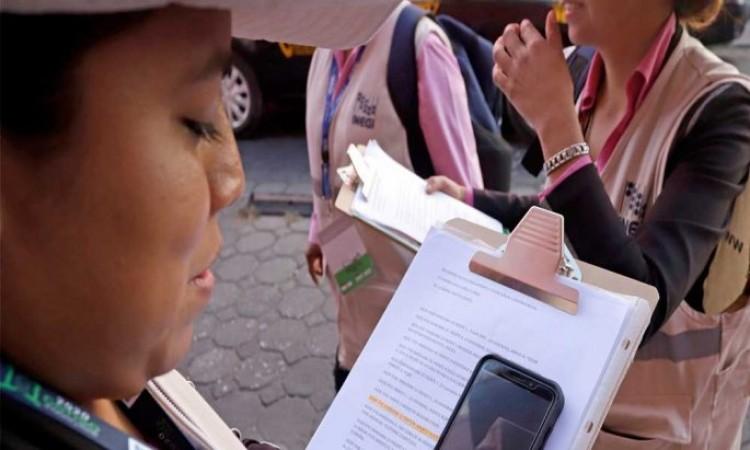 Descarta Inegi suspender el Censo; podrá contestarse por internet o teléfono
