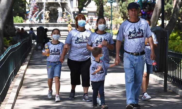 Reporta Salud 31 casos sospechosos de coronavirus en Puebla