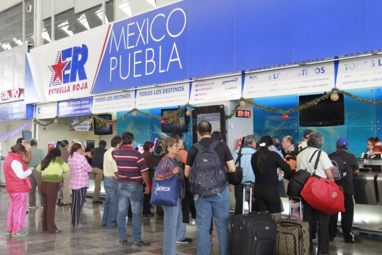 Estrella Roja ofrece viajes gratis a médicos de Puebla a México