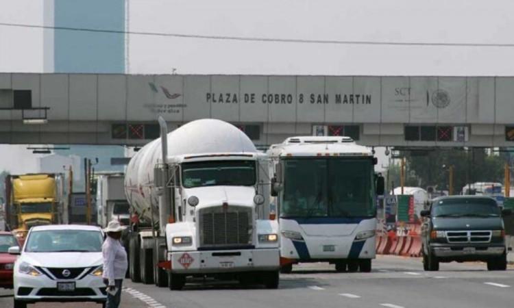 Puebla, segundo lugar nacional en robo a transportista