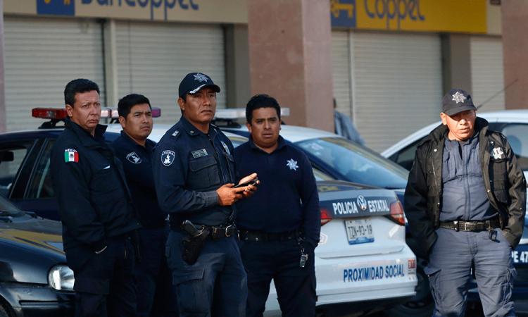 Contemplan autoridades frenar saqueos a negocios ante contingencia
