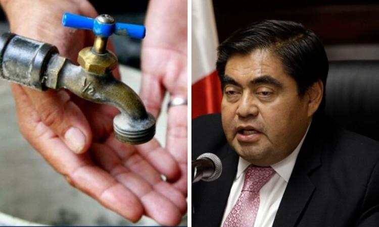 Pide gobierno estatal a municipios suministrar agua a colonias ante contingencia