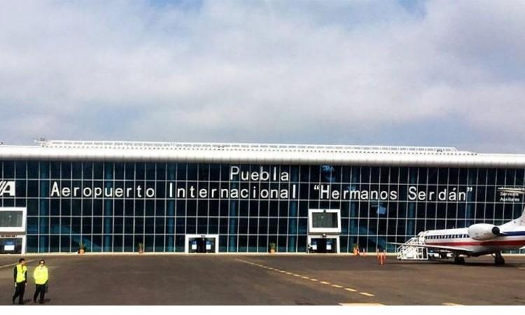 Aeropuerto Hermanos Serdán realizará simulacro de incendio estructural