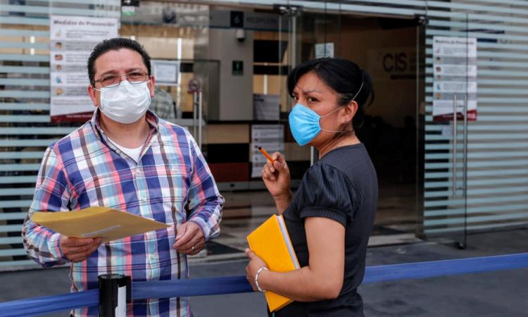 Registra Puebla 44 casos de coronavirus